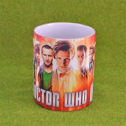 Кружка Доктор Кто тип 1 - фото 6166