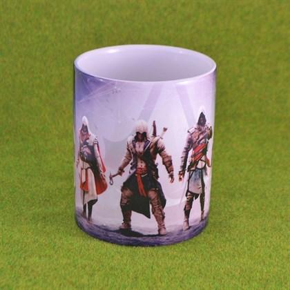 Кружка Assassin's Creed - фото 6239