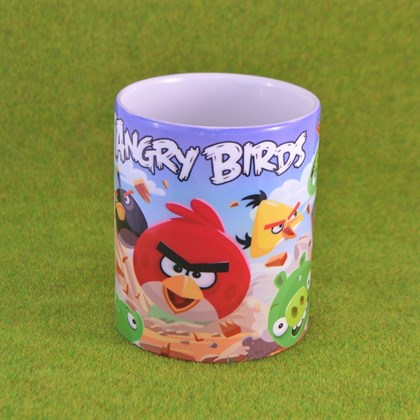 Кружка Angry Birds - фото 6271