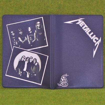 Обложка Metallica - фото 6468