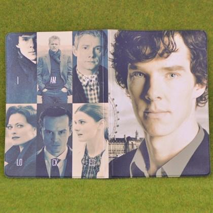 Обложка Шерлок - фото 6513