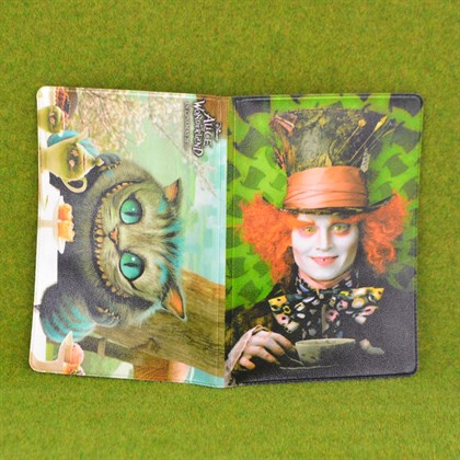 Обложка Чешир и Шляпник - фото 6524