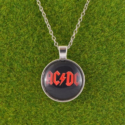 Кулон AC/DC - фото 6536