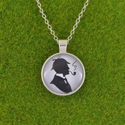 Кулон Шерлок классический - фото 6540
