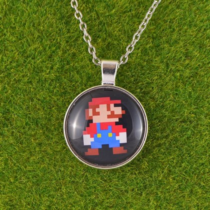 Кулон Марио - фото 6544