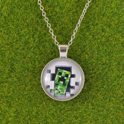 Кулон Minecraft - фото 6606