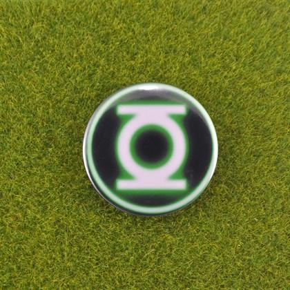 Значок Зеленый Фонарь - фото 6624