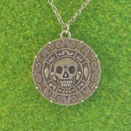 Монета Джека Воробья - фото 6869