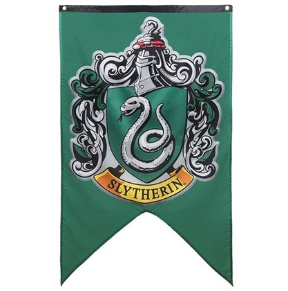 Флаги факультетов Хогвартс из Гарри Поттера - фото 8009