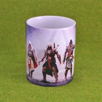 Кружка Assassin's Creed