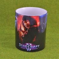 Кружка StarCraft 2