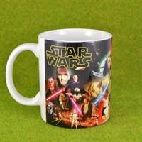 Кружка Star Wars эпизоды 1-6