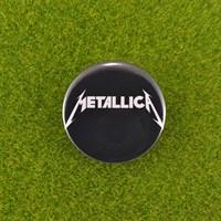 Значок Metallica