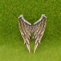 "Кольцо ""Крылья ангела"""
