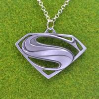 Кулон Супермена