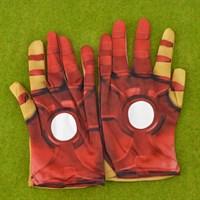 Перчатки Железного Человека тканевые
