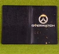 Обложка Overwatch