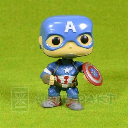POP фигурка Капитан Америка - фото 10167