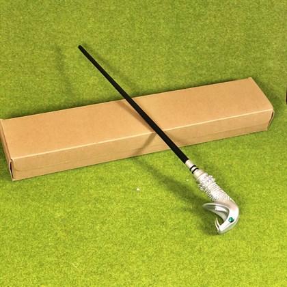Волшебная палочка Люциуса Малфоя с металлическим стержнем премиум качество - фото 10241