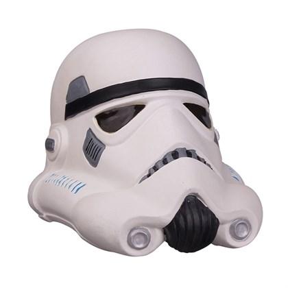 Шлем штурмовика резиновый - фото 10242