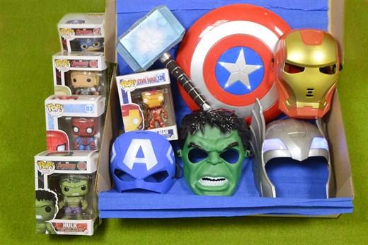 """Набор """"Мстители"""" Avengers - фото 10245"""