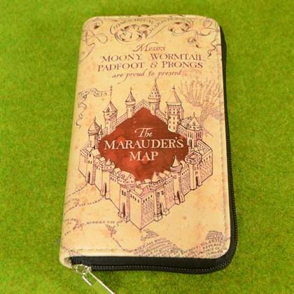Кошелек карта мародеров - фото 10274