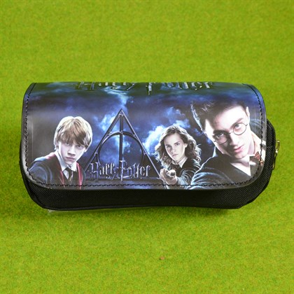 Пенал 2 секционный Гарри Поттер тип 1 - фото 10283
