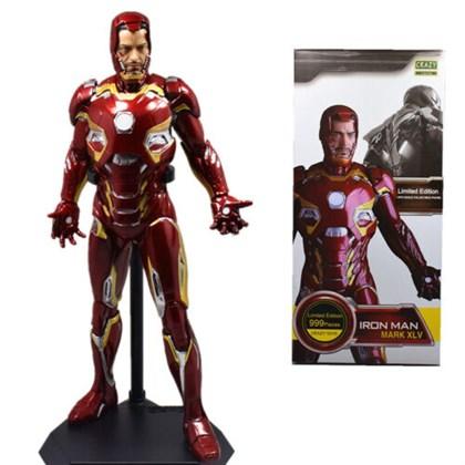 Коллекционная фигурка Железный Человек crazy toys 29 см - фото 10335