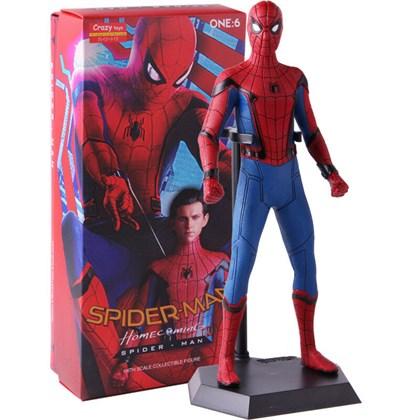 Коллекционная фигурка Человек Паук crazy toys 29 см - фото 10337