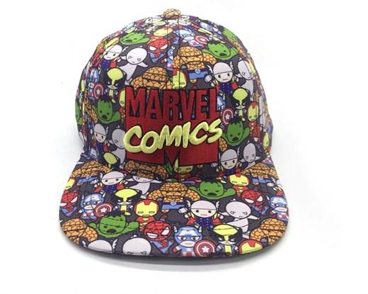 Кепка комиксы Marvel - фото 10432