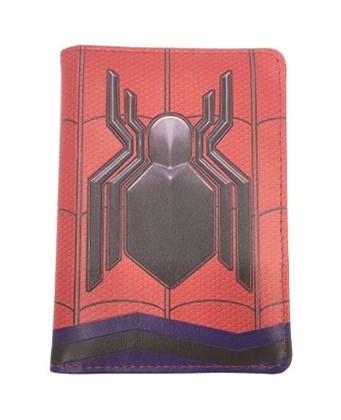 Обложка на паспорт Человек Паук - фото 10528
