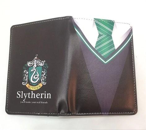 Обложка на паспорт ученика Слизерин - фото 10534