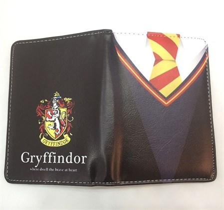 Обложка на паспорт ученика Гриффиндор - фото 10536