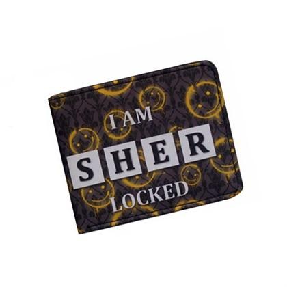 Кошелек шерлок I am Sher Locked - фото 10694