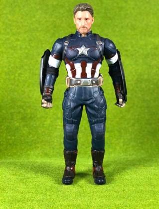 Экшен фигурка Капитан Америка 30 см - фото 10797