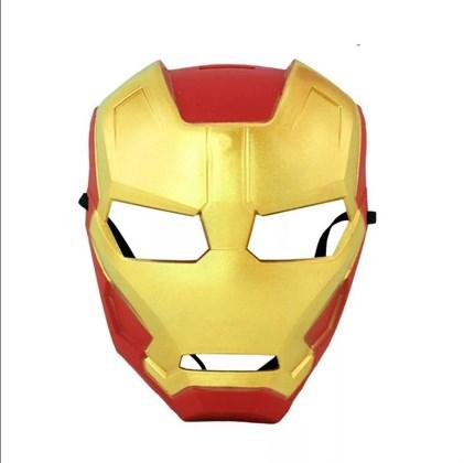 Маска Железного Человека - фото 10893
