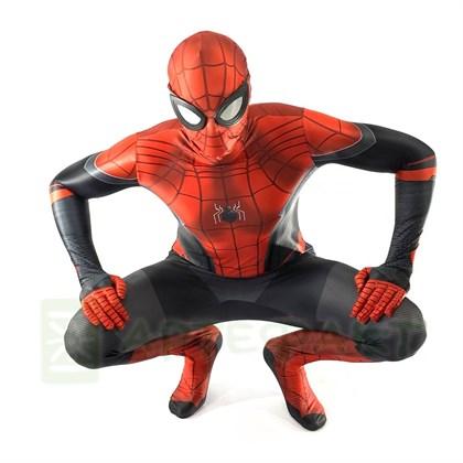 Костюм Человека Паука Том Холланд вдали от дома - фото 10973