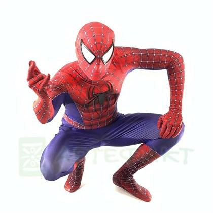 Костюм Человека Паука Тоби Магуайр - фото 10979