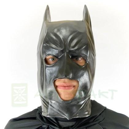 Маска Бэтмена deluxe - фото 11001