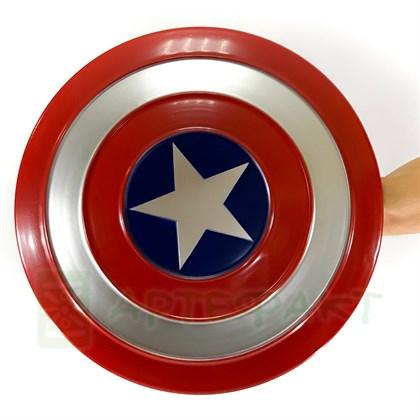 Щит Капитана Америки 48 см - фото 11056