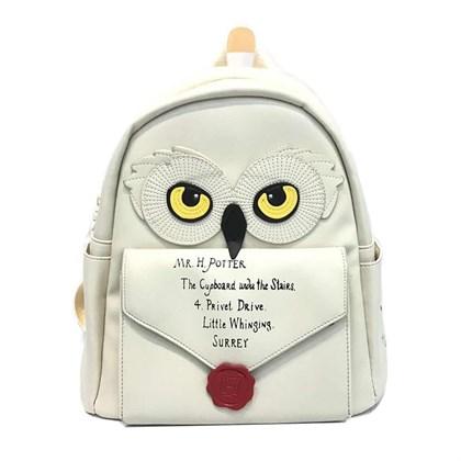 Рюкзак сова с письмом из Хогвартса - фото 11227