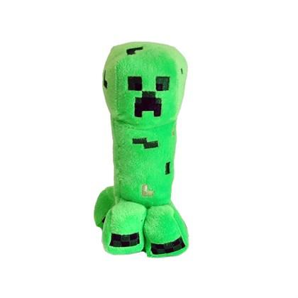 Мягкая игрушка Крипер Майнкрафт 25см - фото 11312