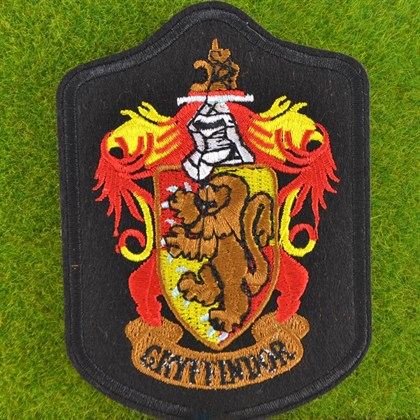 Нашивки Факультетов Хогвартс из Гарри Поттера - фото 6140