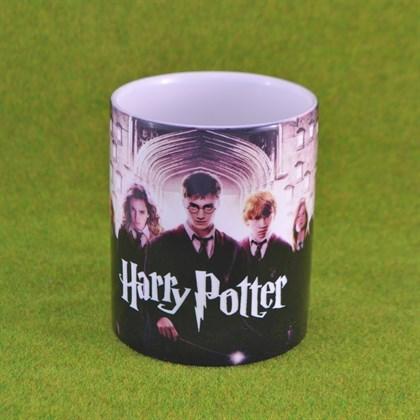 Кружка Гарри Поттер - фото 6152