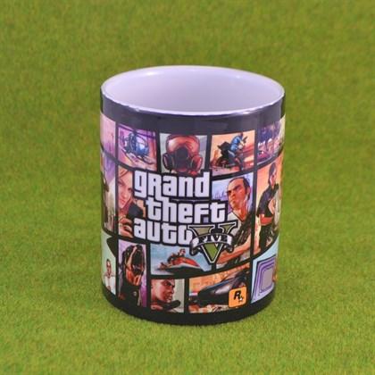 Кружка GTA V - фото 6181