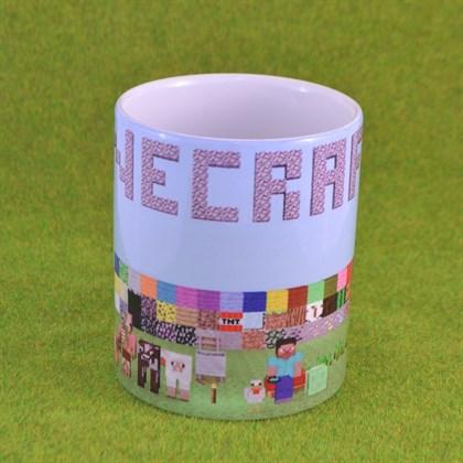 Кружка Minecraft - фото 6184