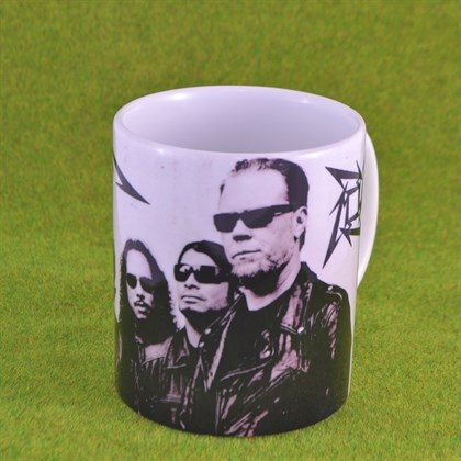 Кружка Metallica - фото 6224