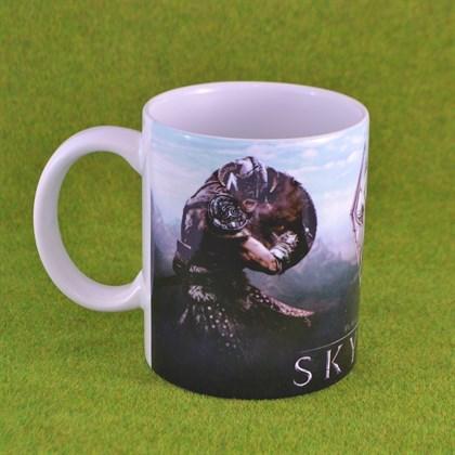 Кружка Skyrim - фото 6232