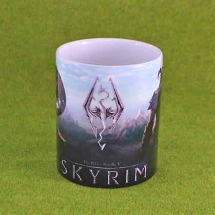 Кружка Skyrim - фото 6233