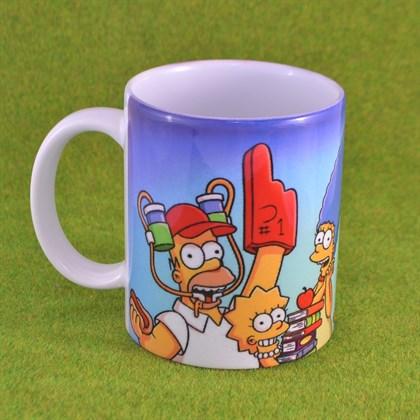 Кружка Симпсоны - фото 6255